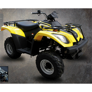Kuba 200 cc OFF ROAD