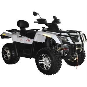 Yuki HS-800 Hunter On Road Atv