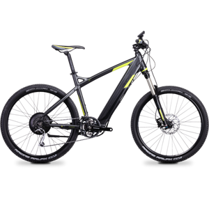 Ghost E-Hybrıde Trail 4000
