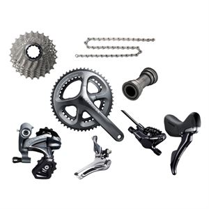 Shimano Grup Set RS685 HYDRAULIC ROAD 6800 46x36 172.5 11-25 No Roto Shimano