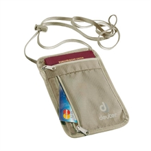 DEUTER SECURITY WALLET I BOYUN ÇANTASI 610