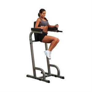 Pasifik Ps3080 Vertical Knee Raise Chin Dip Machine